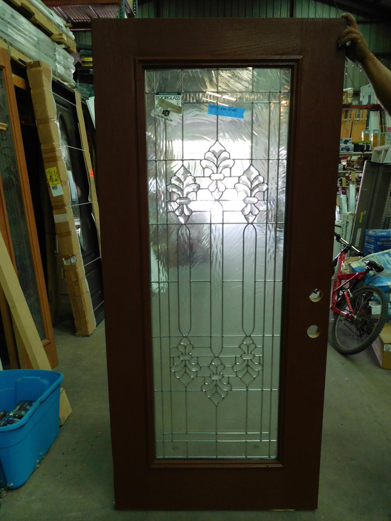 Home Improvement Outlet Has The Best Selection Of Exterior, Interior Doors.  They Range From Simple To Elegant We Have You Covered At Unbeatable Prices!!
